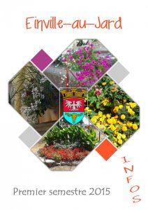 Bulletin semestriel 1 2015