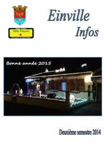 Bulletin semestriel 2 2014