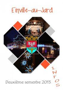 Bulletin semestriel 2 2015