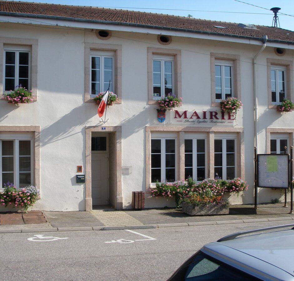 Mairie Einville