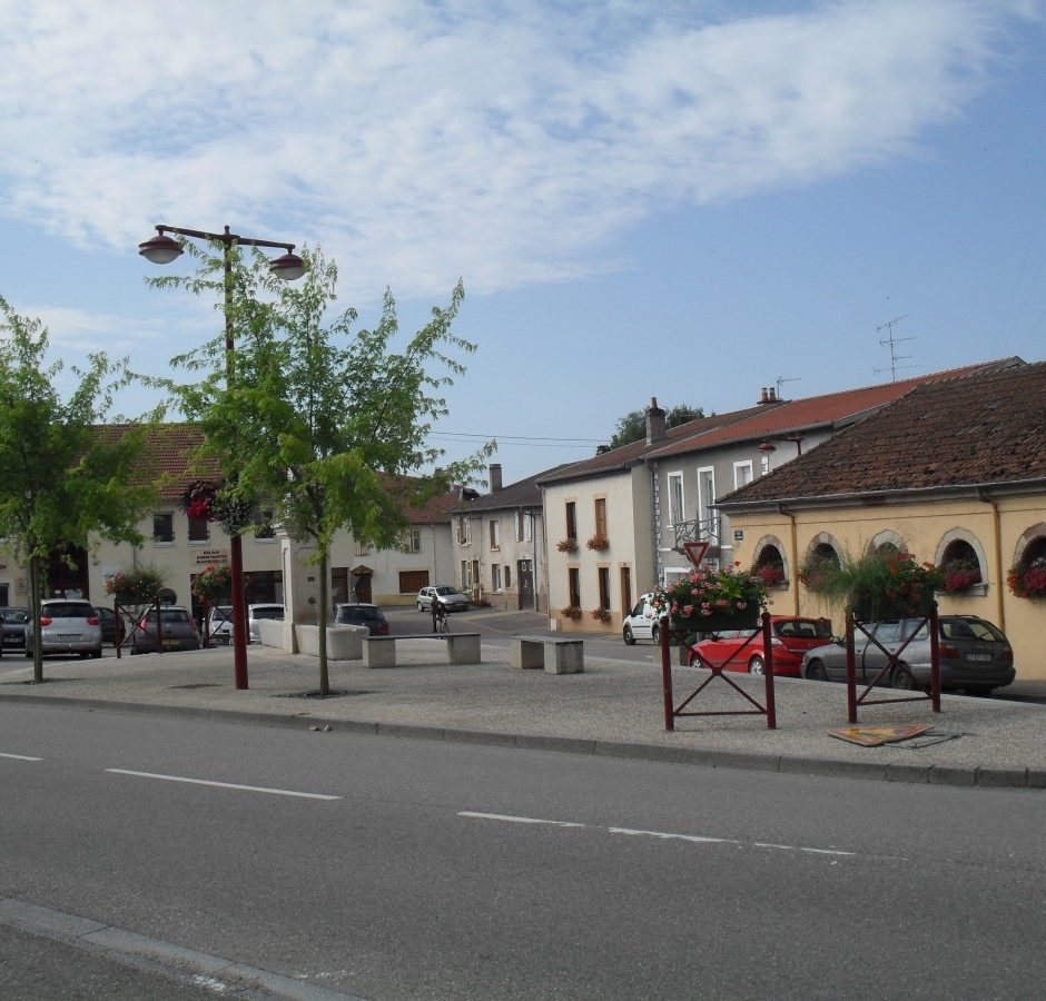 Place Einville