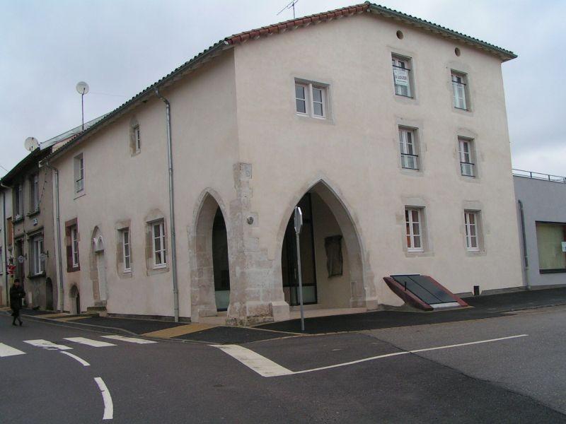 Bibliothèque Einville