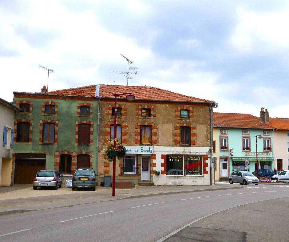 Grande Rue Einville
